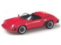 [予約]MAXICHAMPS(マキシチャンプス) 1/43 ポルシェ 911 スピードスター 1988 レッド