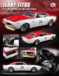 [予約]ACME 1/18 ポンティアック Trans AM Firebird Tribute 1968 #26