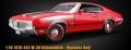 [予約]ACME 1/18 1970 442 W-30 Oldsmobile - Matador Red
