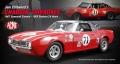 [予約]ACME 1/18 #71 1967 シボレー カマロ Chargin' Cherokee Joei Chitwood - 1968 Daytona 24 Hours