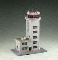 トミーテック 技MIX 1/144 無彩色キット 航空基地管制塔