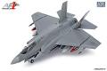 """エアフォースワン 1/72 F-35C ライトニング2"""" 第23試験評価飛行隊"""""""