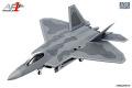 """[予約]エアフォースワン 1/72 F-22 ラプター """"第23試験評価飛行隊"""""""