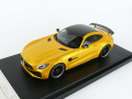 ALMOST REAL 1/43 メルセデス AMG GT R (パールイエロー)