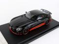 ALMOST REAL 1/43 メルセデス AMG GT R (ブラック/レッド)