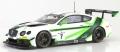 [予約]ALMOST REAL 1/43 ベントレー GT3 ラウンチ リバリー GT3 2016 #7 (ホワイト/グリーン)