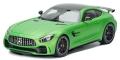 [予約]ALMOST REAL 1/43 メルセデス AMG GT R (グリーン ヘル マグノ)
