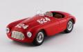 [予約]ART MODEL(アートモデル) 1/43 フェラーリ 166 MM バルケッタ ミッレミリア 1949 #624 Biondetti / Salani シャーシNo.0008M 優勝車