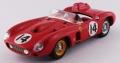 [予約]ART MODEL(アートモデル) 1/43 フェラーリ 290 MM セブリング12時間 1957 #14 Von Trips/Hill