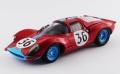 [予約]ART MODEL(アートモデル) 1/43 フェラーリ ディーノ 246 S クーペ ル・マン24時間 1966 #36 Salmon/Hobbs
