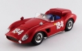 ART MODEL(アートモデル) 1/43 フェラーリ 500 TRC タルガ フローリオ 1965 #184Tagliavia/Semilia シャーシNo.0670