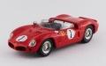 [予約]ART MODEL(アートモデル) 1/43 フェラーリ 246 SP デイトナ3時間 1962 #1 Hill/RodriguezシャーシNo.0796 RR:2nd