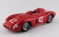 [予約]ART MODEL(アートモデル) 1/43 フェラーリ 500 TR キューバGP 1957 #42 Masten Gregory シャーシNo.0652 R.R.8th