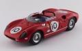 [予約]ART MODEL(アートモデル) 1/43 フェラーリ 250P ナッソーカップ 1963 #10 Pedro Rodriguez シャーシNo.0810 2位、S3.0 優勝車