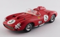 [予約]ART MODEL(アートモデル) 1/43 フェラーリ 335 S スウェーデンG.P. 1957 #3 Hawthorn/Musso シャーシNo.0674 4位