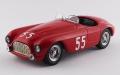 [予約]ART MODEL(アートモデル) 1/43 フェラーリ 166 MM バルケッタ セブリング6時間 1950 #55 Kimberly/Lewis シャーシNo.0010 2位 S2.0優勝車