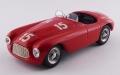 [予約]ART MODEL(アートモデル) 1/43 フェラーリ 166 MM バルケッタ ルクセンブルクGP , Findel 1949 #15 Luigi Villoresi シャーシNo.0016 優勝車