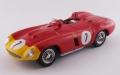 [予約]ART MODEL(アートモデル) 1/43 フェラーリ 857 S パリ/マンスレリー 1000km 1956 #7 De Pordago / Hill シャーシNo.0578 5位