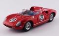 [予約]ART MODEL(アートモデル) 1/43 フェラーリ 275 P セブリング12時間 1964 #23 Scarfiotti/Vaccarella