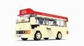 [予約]TINY(タイニー) Tiny Block V04 トヨタ コースター ミニバス レッド (274pcs)
