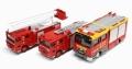 【お1人様5個まで】TINY(タイニー) Tiny City Bs03 香港消防車両セットVer.2