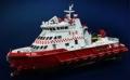 [予約]TINY(タイニー) 1/260 香港消防艇 Elite