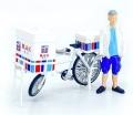 [予約]【お1人様5個まで】TINY(タイニー) Tiny 1/35 アイスクリーム移動販売車 ヤン・チム・キー