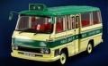 [予約]TINY(タイニー) 1/43 香港パブリック ライトバス 14席仕様 80年代 グリーン