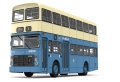 [予約]【お1人様5個まで】TINY(タイニー) Tiny 1/43 レイランド ビクトリーMk.2 CMB(チャイナモーターバス)