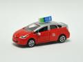 【お1人様5個まで】TINY(タイニー) No.09 トヨタ プリウス タクシー 赤 ※前ドア開閉可能 再入荷