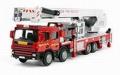 [予約]TINY(タイニー) Dx1 1/50 回転式消防はしご車