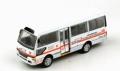 TINY(タイニー) No.70 トヨタコースター 非緊急救護運送車