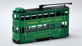 "TINY(タイニー) 香港路面電車 ""Hong Kong Tramways Limited"""