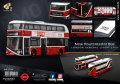 [予約]TINY(タイニー) RM01 新型 ルートマスター LT60 Liverpool Street