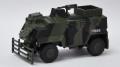 【お1人様5個まで】TINY(タイニー) No.11 サクソン 装甲車 迷彩塗装 国際治安支援部隊