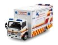 [予約]【お1人様5個まで】TINY(タイニー) Tiny City No.73 いすゞ Nシリーズ 救急医療車両 (PET)