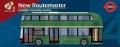 【お1人様5個まで】TINY(タイニー) Tiny City UK4 ルートマスター ロンドンカントリーバス塗装