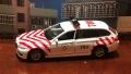 [予約]【お1人様5個まで】TINY(タイニー) Tiny City TW BMW 5シリーズ 国道高速道路警察局 ※台湾仕様