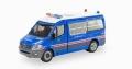 [予約]【お1人様5個まで】TINY(タイニー) Tiny City MC7 メルセデスベンツ スプリンター マカオ公安警察車両