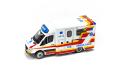 【お1人様5個まで】TINY(タイニー) Tiny City No.34 メルセデスベンツ スプリンター 救急車 (A512)