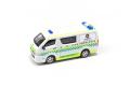 【お1人様5個まで】TINY(タイニー) Tiny City No.21 トヨタ ハイエース 聖ヨハネ病院 救急車 (PF2007)
