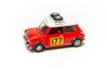 【お1人様5個まで】TINY(タイニー) Tiny City No.177 ミニ クーパー モンテカルロラリー1967 優勝車