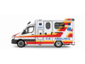 [予約]【お1人様5個まで】TINY(タイニー) Tiny City No.162 メルセデスベンツ スプリンター HKFSD 救急車 (A397)