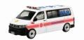 [予約]【お1人様5個まで】TINY(タイニー) Tiny City TW26 フォルクスワーゲン T6 台湾消防局 救急車