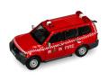 【お1人様5個まで】TINY(タイニー) Tiny City No.106 三菱パジェロ 2003 消防司令車両