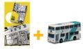 [予約]【お1人様5個まで】TINY(タイニー) Tiny City CMB ダイムラーフリートライン DMS 香港大丸 コミックセット