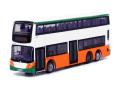 【お1人様5個まで】TINY(タイニー) Tiny City L18 エンバイロ500 バス ホワイト