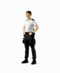 TINY(タイニー) 1/18 004 警部 CTRU (対テロ対策ユニット)