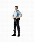 【お1人様5個まで】TINY(タイニー) 1/18 007 警察機動部隊
