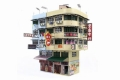 TINY(タイニー) Bd11 香港旧市街 ジオラマビルセット